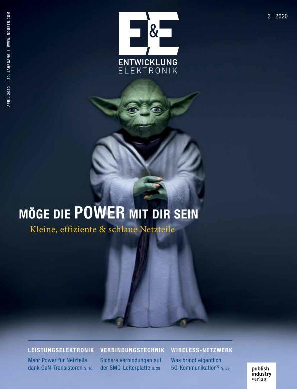 Entwicklung & Elektronik Magazine Cover