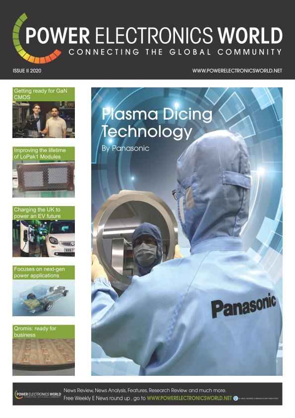 Power Electronics World Magazine Cover