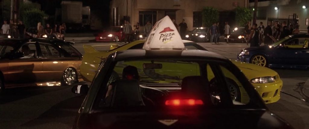 The Fast and the Furious Pizza Hut