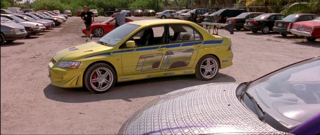 2 Fast 2 Furious Brembo