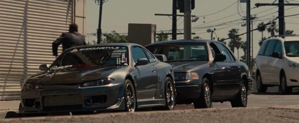 Fast & Furious Nissan Silvia