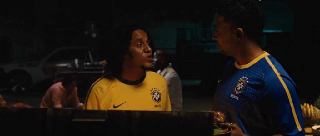 Nike Brazil football team