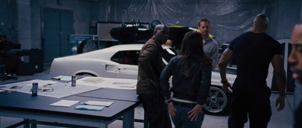 Nos Energy Drinks Fast and Furious 6