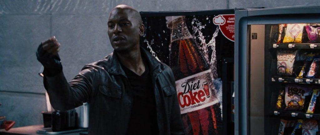 Diet Coke Fast & Furious 6