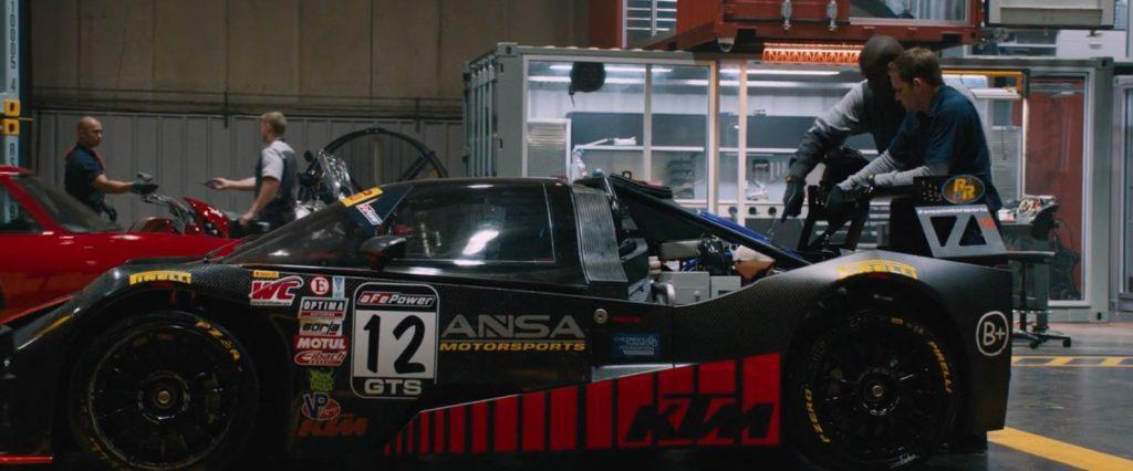 Pirelli, Motul, Eibach, Borla, aFe Power, ANSA Motorsports, KTM, VP Racing
