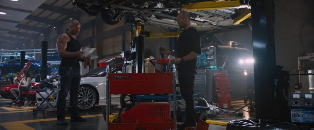 Snap-On The Fate of the Furious