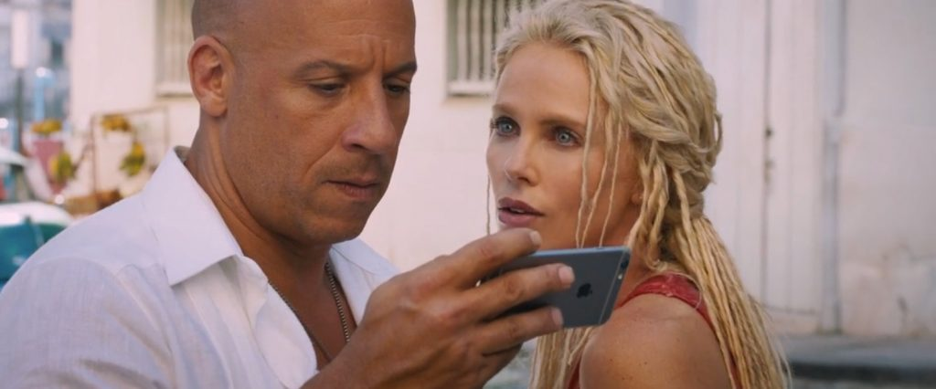 Apple iPhone The Fate of the Furious
