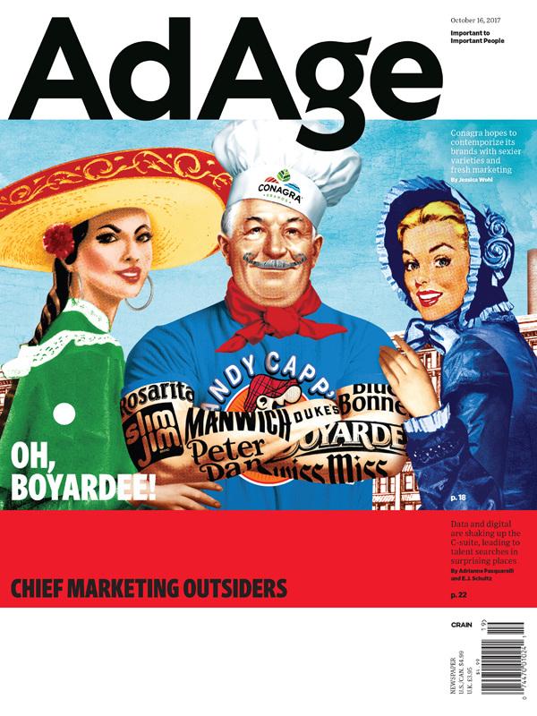 AdAge Magazine
