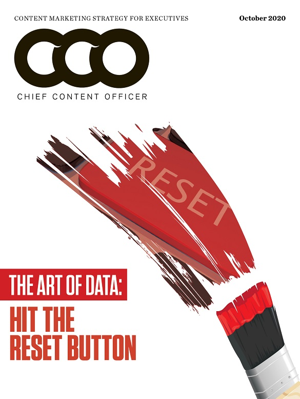 Chief Content Officer Magazine for CMO