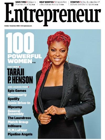 Entrepreneur Magazine for CMO