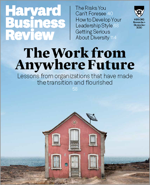 Harvard Business Review Magazine for CMO