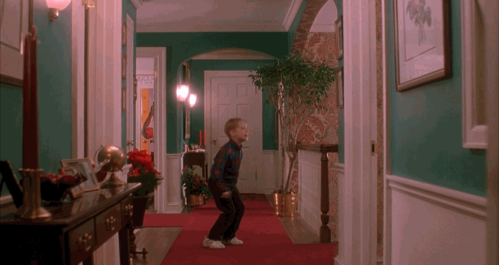 Chicago Bulls Home Alone Product Placement 2