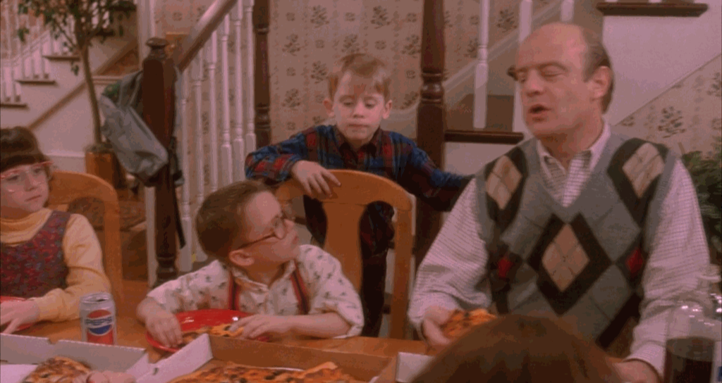 Pepsi Home Alone Product Placement