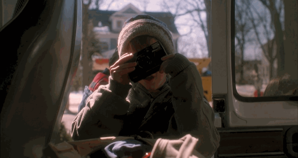 Nikon Home Alone Product Placement