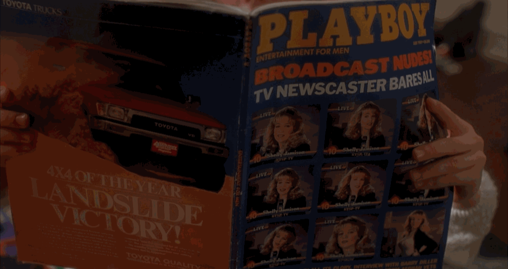 Playboy Home Alone Product Placement