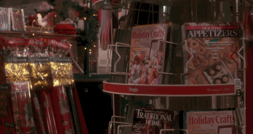 Magazines Product Placement Home Alone