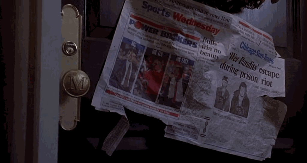 The Chicago Sun-Times Home Alone