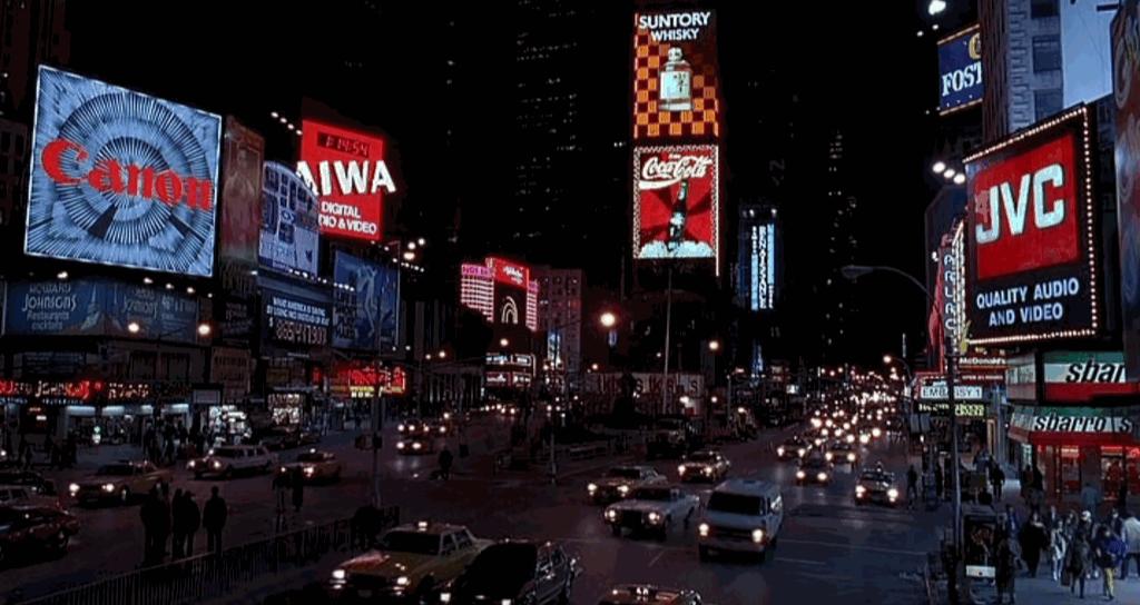 Times Square Home Alone 2