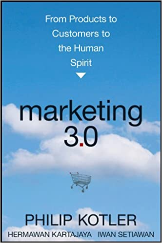 Marketing 3.0 Book Cover