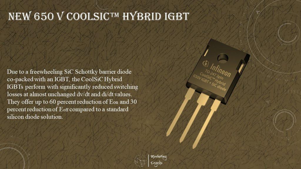 Power semiconductors weekly Infineon Hybrid IGBT