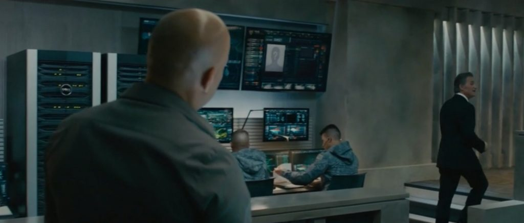 Furious 7 Dell Computers