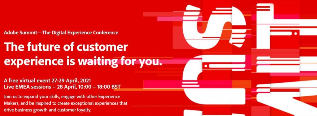 Adobe Marketing Summit