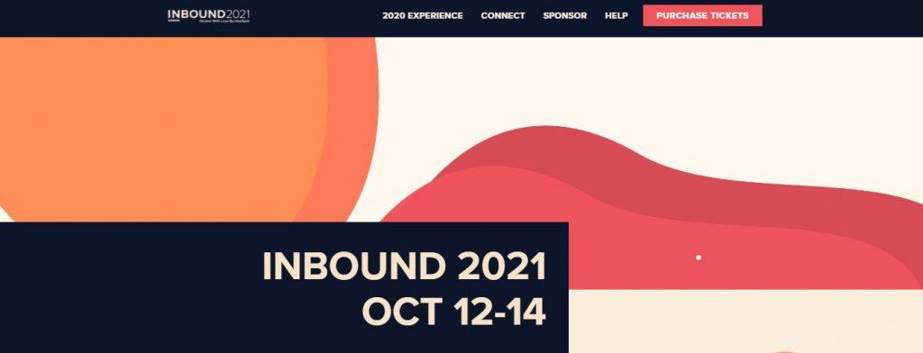 Inbound 2021