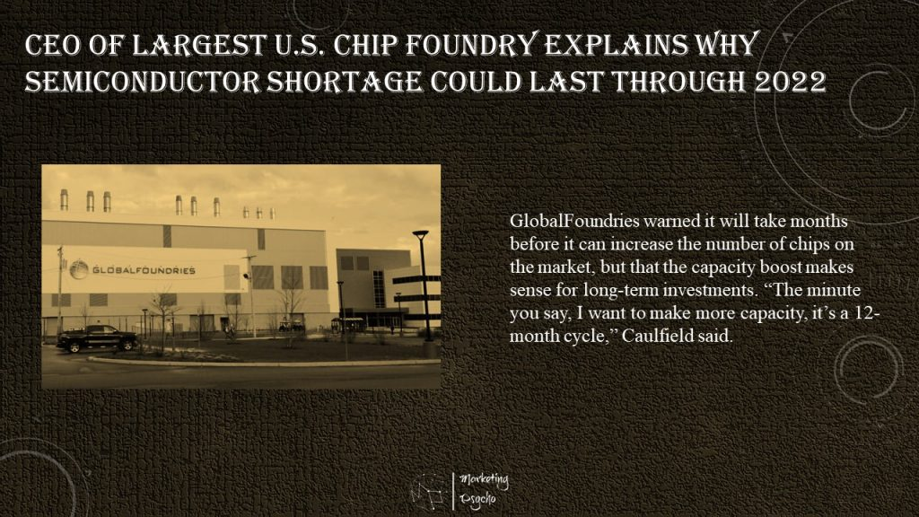 GlobalFoundries Foundry