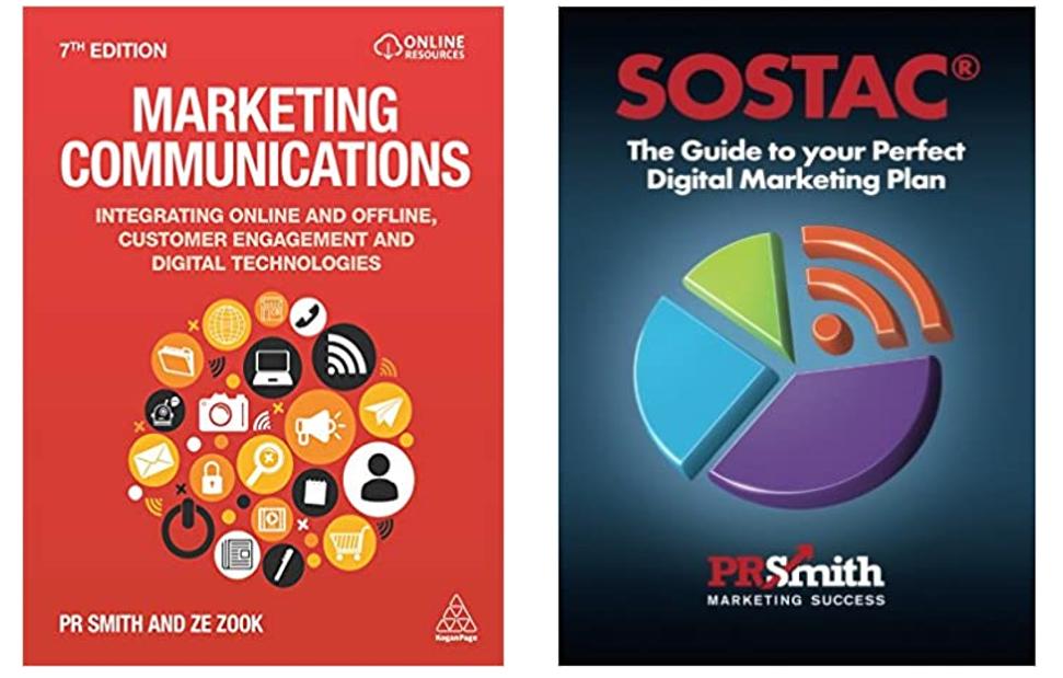 PR Smith SOSTAC Books
