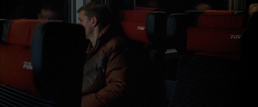 TGV Jason Bourne