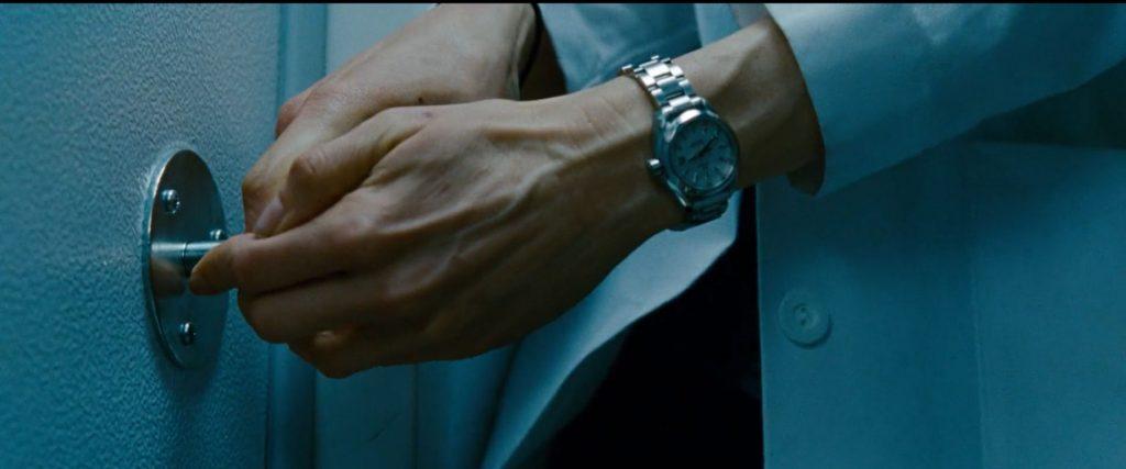 Omega watch Jason Bourne
