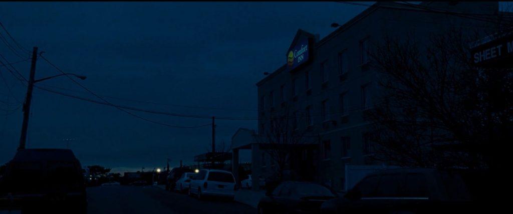 Comfort Inn Jason Bourne