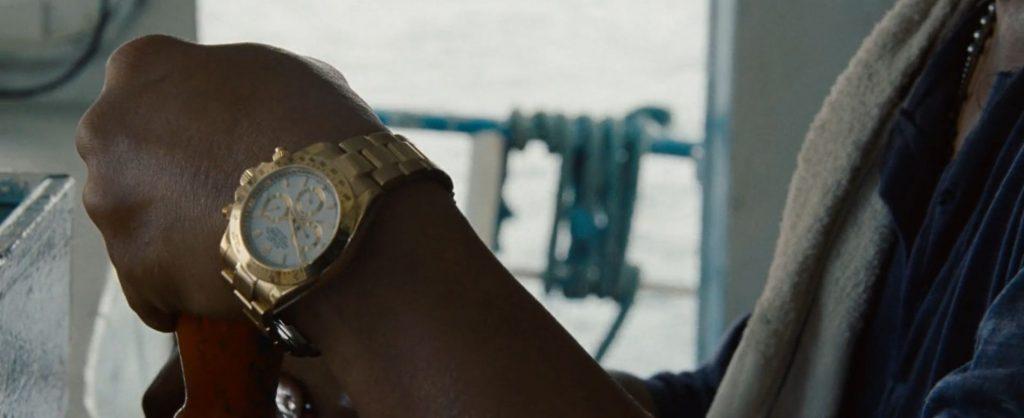 Rolex Daytona Jason Bourne