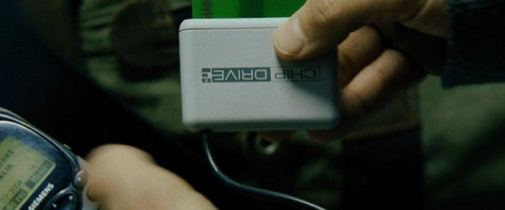 Chipdrive Jason Bourne