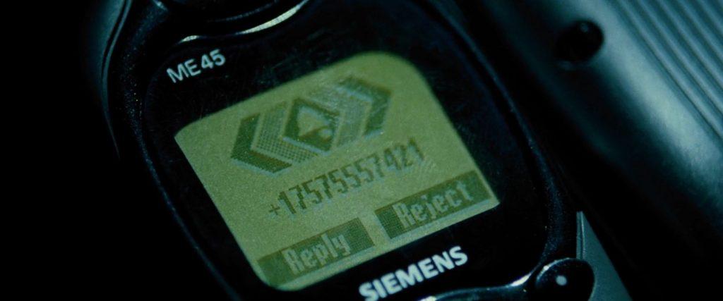 Siemens ME45 Jason Bourne