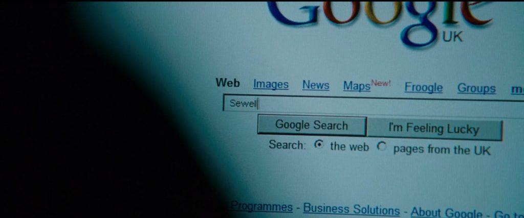 Google Jason Bourne