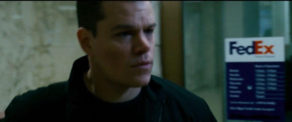 FedEx Jason Bourne