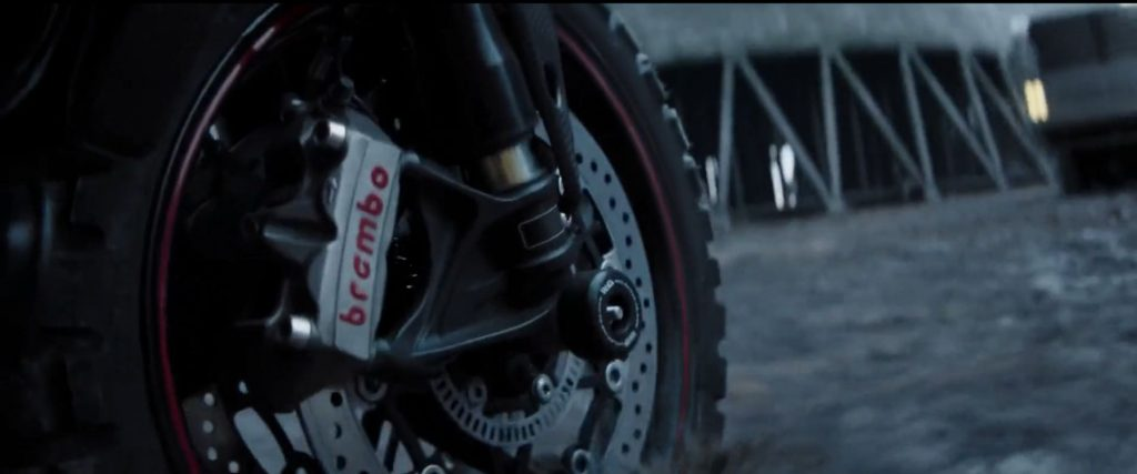 Brembo brakes Hobbs and Shaw