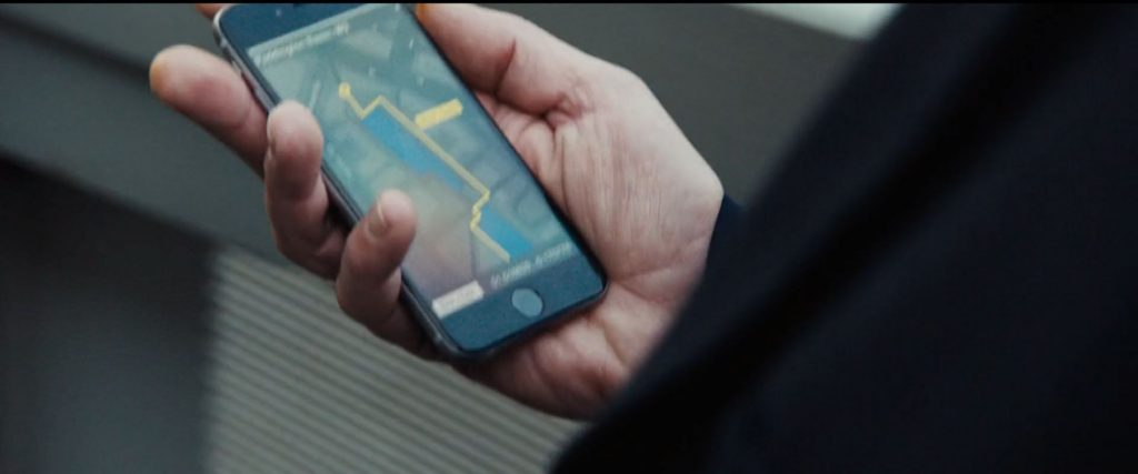 iPhone Jason Bourne