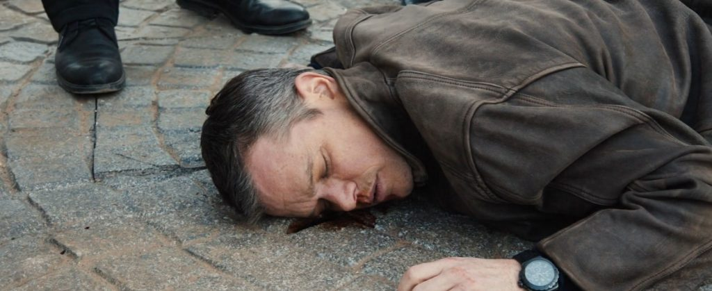 Tag Heuer Formula 1 Jason Bourne