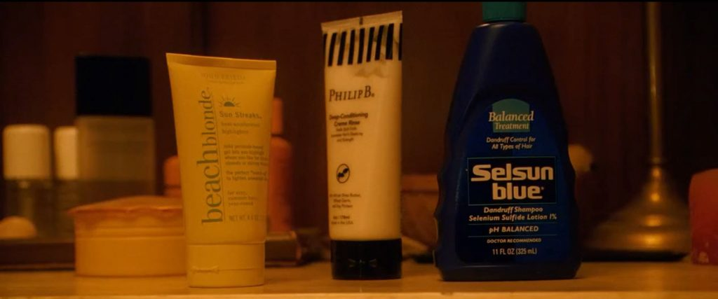Brad Pitt Cosmetics
