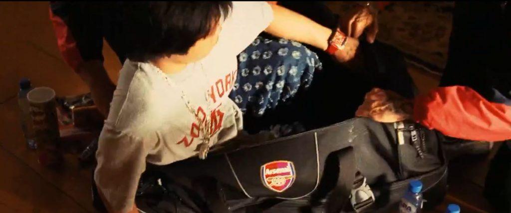 Ocean's Twelve Arsenal FC