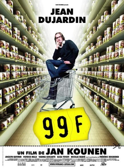 99 Francs marketing and sales movies
