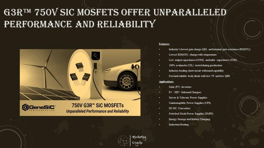 GeneSiC SiC Mosfet