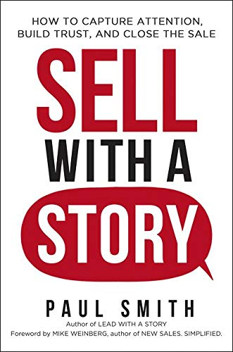 Sell with a Story Book Cover