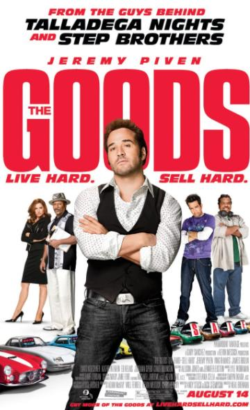 The Goods: Live Hard, Sell Hard marketing and sales movies