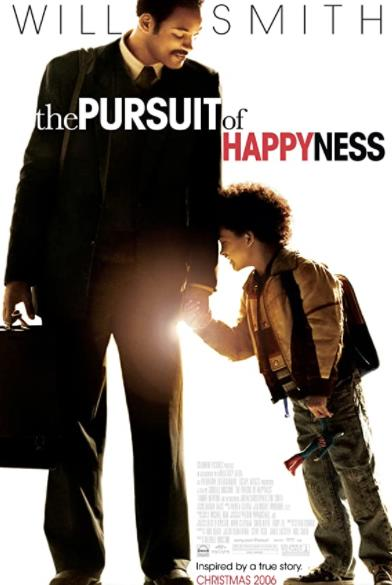 The Pursuit of Happyness marketing and sales movies
