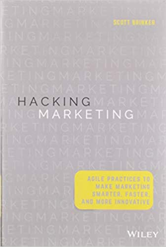 Agile Marketing Book Cover