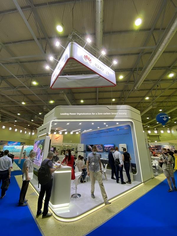 Huawei at RENWEX 2021