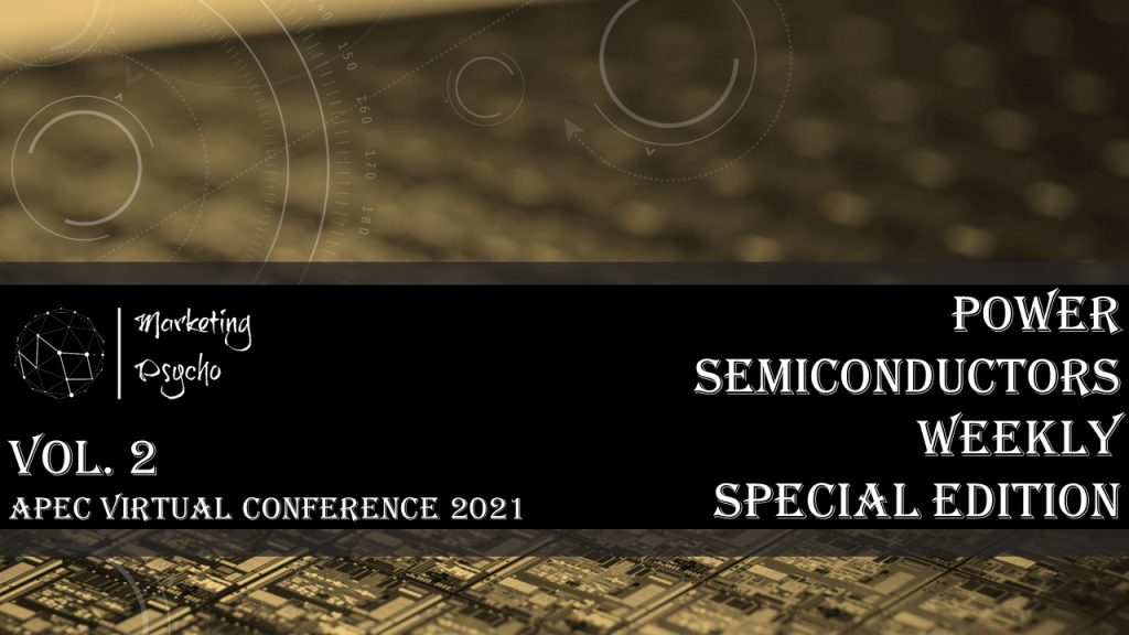 Power semiconductors weekly Special Vol. 2